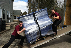 Residential Moving Services in Lansing